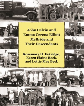 Front cover of Jahn Calvin and Emma McBride and Their Descendants